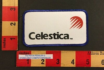Celestica Advertising Patch Electronics Manufacturing Services Toronto Can  56Aa
