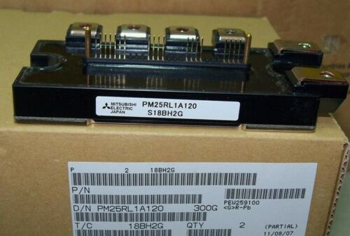 1pc New Mitsubishi Igbt Module Pm25rla120