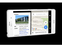 Unlocked Sony Xperia Z3 D6616 32Gb Mobile Phone - White