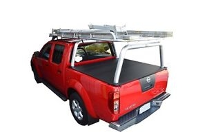 Nissan Navara D40 Clip on Tonneau - fits ozrax Wellington Point Redland Area Preview