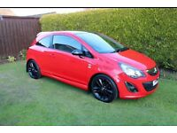 Aug 2013 Vauxhall Corsa Limited Edition Showroom Condition