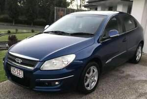 2012 Chery J3 - ONLY 63,000KM - 1 YEAR WARRANTY Sippy Downs Maroochydore Area Preview