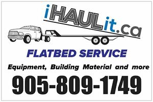 FLATBED SERVICE,Building Material, Equipment Delivery