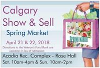 Calgary Show & Sell Spring Market