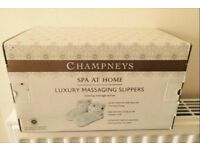 Champneys massage slippers