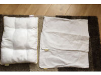 Lilla Kuddis Baby flat head pillow & 2 pillow cases