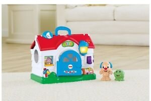 Fisher Price Laugh and Learn Puppy's Activity House