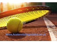 South East London Tennis Coach who teaches hi tech tennis