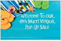 6th Multi Vendor Summer Pop-Up Sale