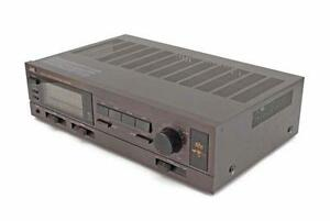 JVC AM/FM computer controlled tuner + amplifier