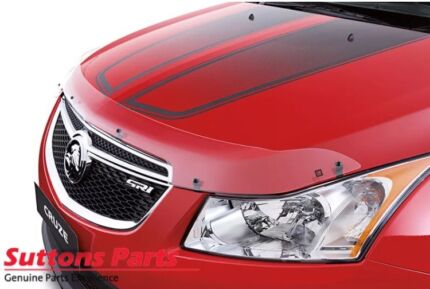 Holden Cruze racing bonnet stripes  Leanyer Darwin City Preview