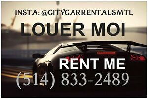 MONTREAL LUXURY CAR RENTAL