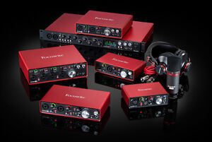 Brand New Scarlett Gen 2 Audio Interfaces In Stock