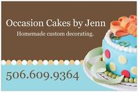 Occasion Cakes by Jenn