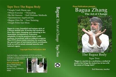 Chinese Bagua Art of Change #2 DVD Ted Mancuso eight changing palms kung fu