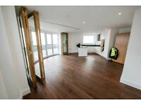 Brand new 2 bed apartment located in Royal Victoria Docks E16, Close to Canning town