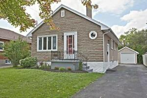 2 bedroom 1 bath house - main level unit for rent in Welland