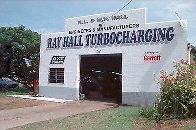 Ray Hall Turbocharging