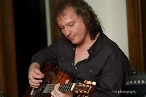 Guitar lessons with Rob Pippan Golden Grove Tea Tree Gully Area Preview