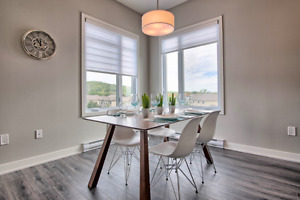 SUPERB NEW DELUXE 2 OR 3 BDRMS - 10 MIN FROM OTTAWA