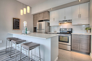 NEW 2 OR 3 BEDROOMS + INDOOR PARKING INCLUDED $1090 - HULL
