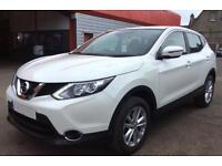 NISSAN QASHQAI 1.2 1.6 DIG-T N-CONNECTA 1.5 DCI N-VISION TEKNA FROM £62 PER WEEK