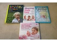 Weaning books