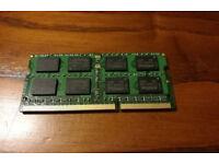 Memory 4GB DDR3