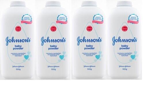 LOT OF 4 JOHNSON