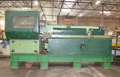 Ogden 24bt 24 In X 6.25 In Roto Feed Planer Bottom Top Double Side 3 Phase 460v