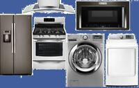 Appliances Repair, Installation Service (Electric & Gas).