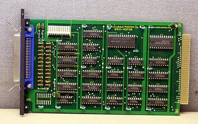 Jasco Raman If 6512-63f0b Spectrometer Module Board 5690-2020b