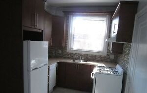RENOVATED HEATED 3 1/2 – COTE ST-LUC & OLD ORCHARD (ELEVATOR)