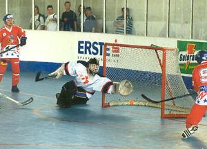 Players for - - Kamloops Ball Hockey League, Starts April