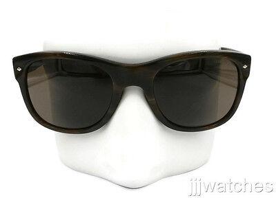 833d87d71522 New Giorgio Armani Brown Square Gradient Women Sunglasses AR8008 502353 54   270