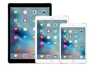 New Sealed Apple IPad 5th, IPad Mini 4 & IPad Pro, 1Y Warranty