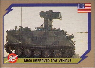 C959 M901 TOW Vehicle #115 Desert Storm 1991 Merlin Sticker