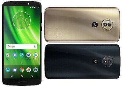 "NEW Motorola Moto G6 Play XT1922 5.7"" 4G Smartphone 32GB Unlocked Sim Free"