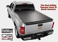 "Dodge ram tonneau cover 6'4"" box truxedo lo pro qt"