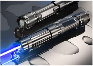 3 W THOR H Series Laser Pointer Blue Laser 450nm Burn Paper Adjustable Laser