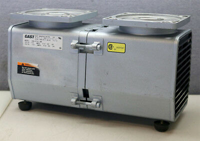 Gast Manufacturing Inc. Daa-p101-gb Diaphragm Pump Parts