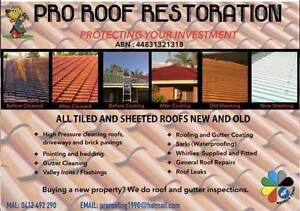 PRO ROOFING RESTORATION  FREE WHIRLY VENT Kallaroo Joondalup Area Preview