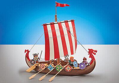 Playmobil 9891 barco vikingo History