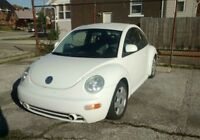 1998 VW Beetle 2.0 - selling as is