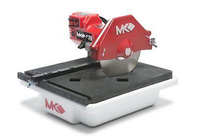 New Mk Diamond Mk-170 7 Wet Cutting Tile Saw