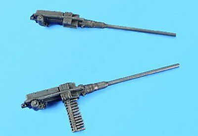Aires 1/48 German 20mm MG151 Guns unpainted 4021