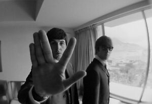 THE-BEATLES-Paul-McCartney-John-Lennon-QUALITY-CANVAS-PRINT