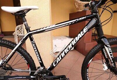 MTB bike cannondale flash