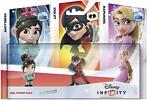 Disney Infinity Triple Pack Girl Power (Vanellope/Violet/...