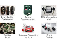Mobile auto locksmith services in London